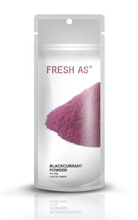 Blackcurrant Powder 40g - Fresh As