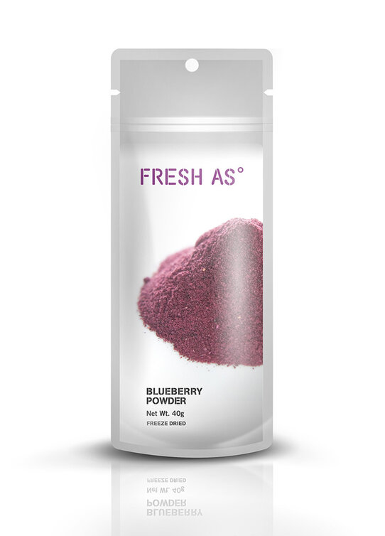 Blueberry Powder 40g - Fresh As