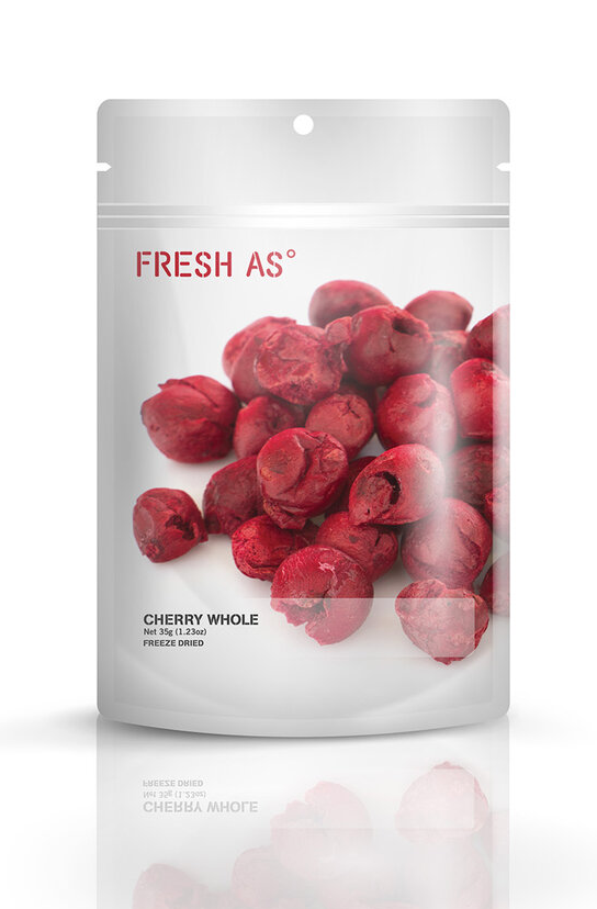 Cherry Whole 35g - Fresh As