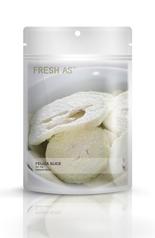 Feijoa Slices 30g - Fresh As
