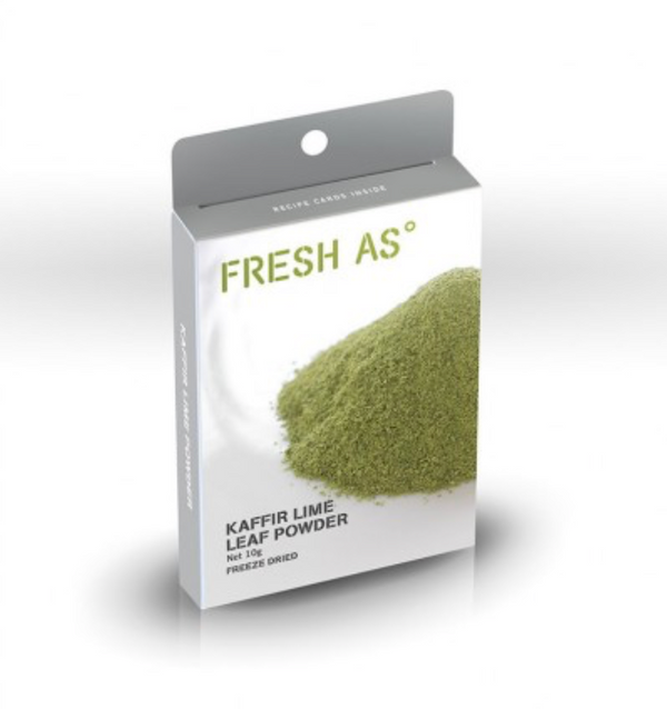 Kaffir Lime Leaf Powder 10g - Fresh As