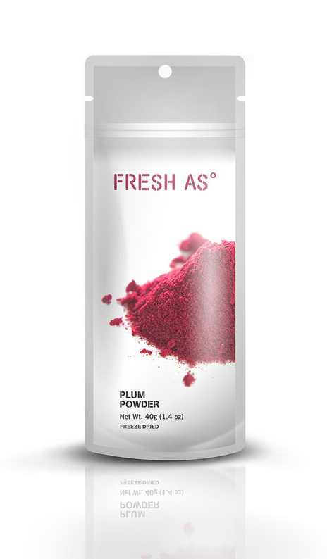 Plum Powder 40g - Fresh As