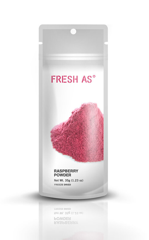 Raspberry Powder 35g - Fresh As