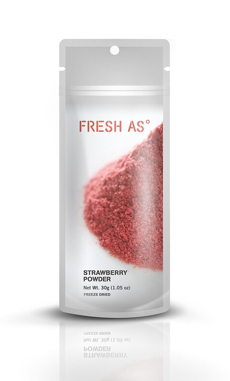 Strawberry Powder 30g - Fresh As