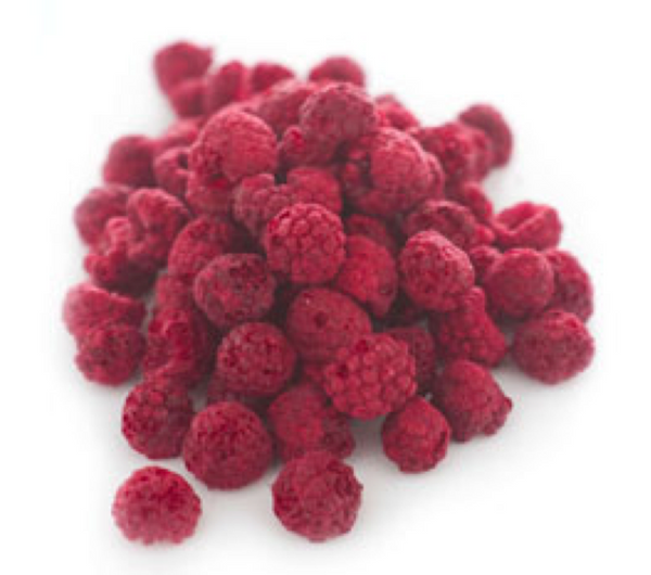 BULK Raspberries Whole 200g - Fresh As