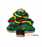 Large Christmas Tree Cookie Cutter