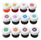 Wilton - 12pc Icing Colour Set