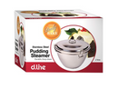 SS Pudding Steamer 2 Ltr - Stainless Steel