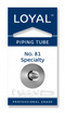 No 81 Specialty Piping Tip
