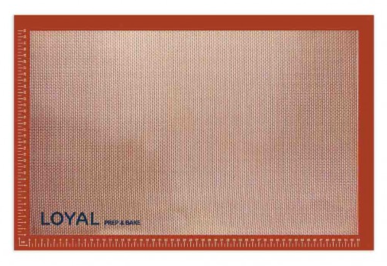 Prep & Bake Silicone Mat 585x385mm - Loyal