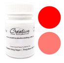 Creative Natural Paste Colours - Red - 20g