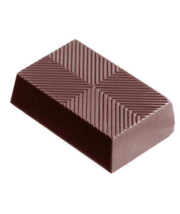 Chocolate World Polycarbonate Mould – Tablet