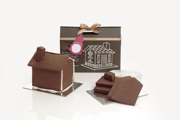 Gingerbread House Kit - Chocolate