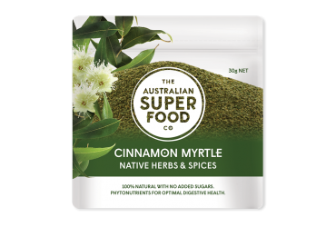 Cinnamon Myrtle Flakes 20g - Australian Super Food Co