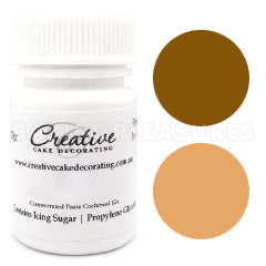 Creative Natural Paste Colours - Caramel - 20g
