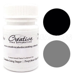 Creative Natural Paste Colours - Black - 20g