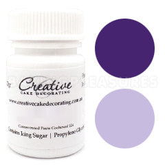 Creative Natural Paste Colours - Grape - 20g