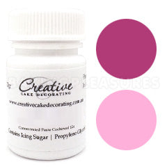 Creative Natural Paste Colours - Pink - 20g