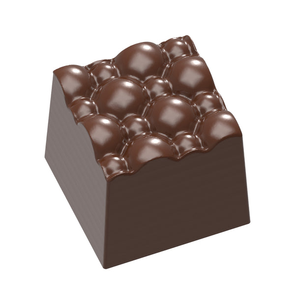 Chocolate Mould - Bubble Structure 3- Polycarbonate