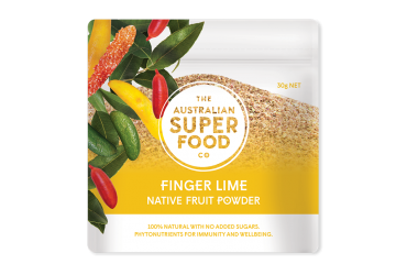 Finger Lime Powder 30g - Australian Super Food Co - Freeze dried