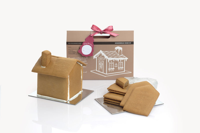 Gingerbread House Kit - Traditional
