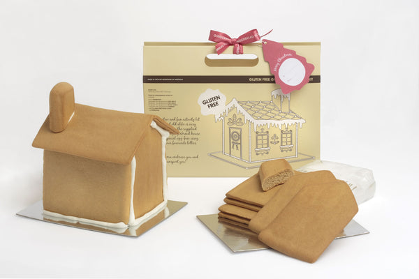 Gingerbread House Kit - Gluten Free