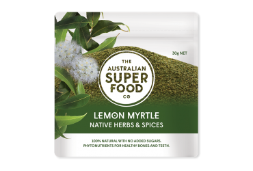 Lemon Myrtle 20g - Australian Super Food Co - Ground
