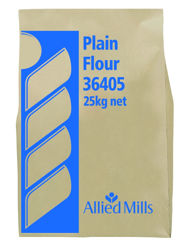 Flour: Plain Flour Bulk 12.5kg - Allied Mills