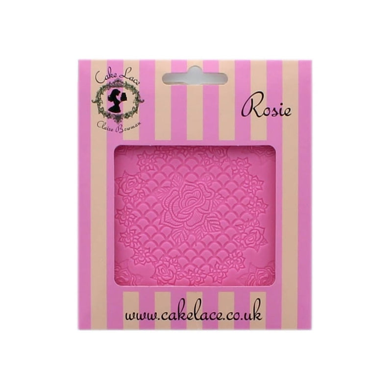 Rosie 3d Cake Lace Mat