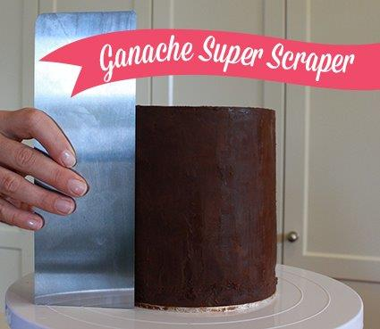 Ganache Scraper - Large 230mm