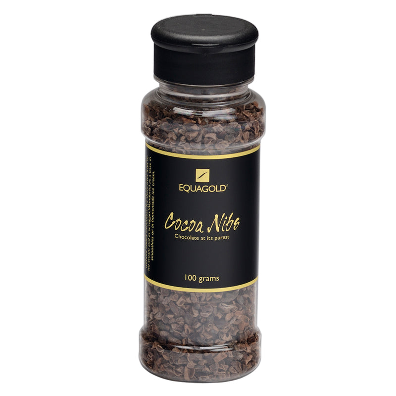 Cocoa Nibs 100g - Equagold