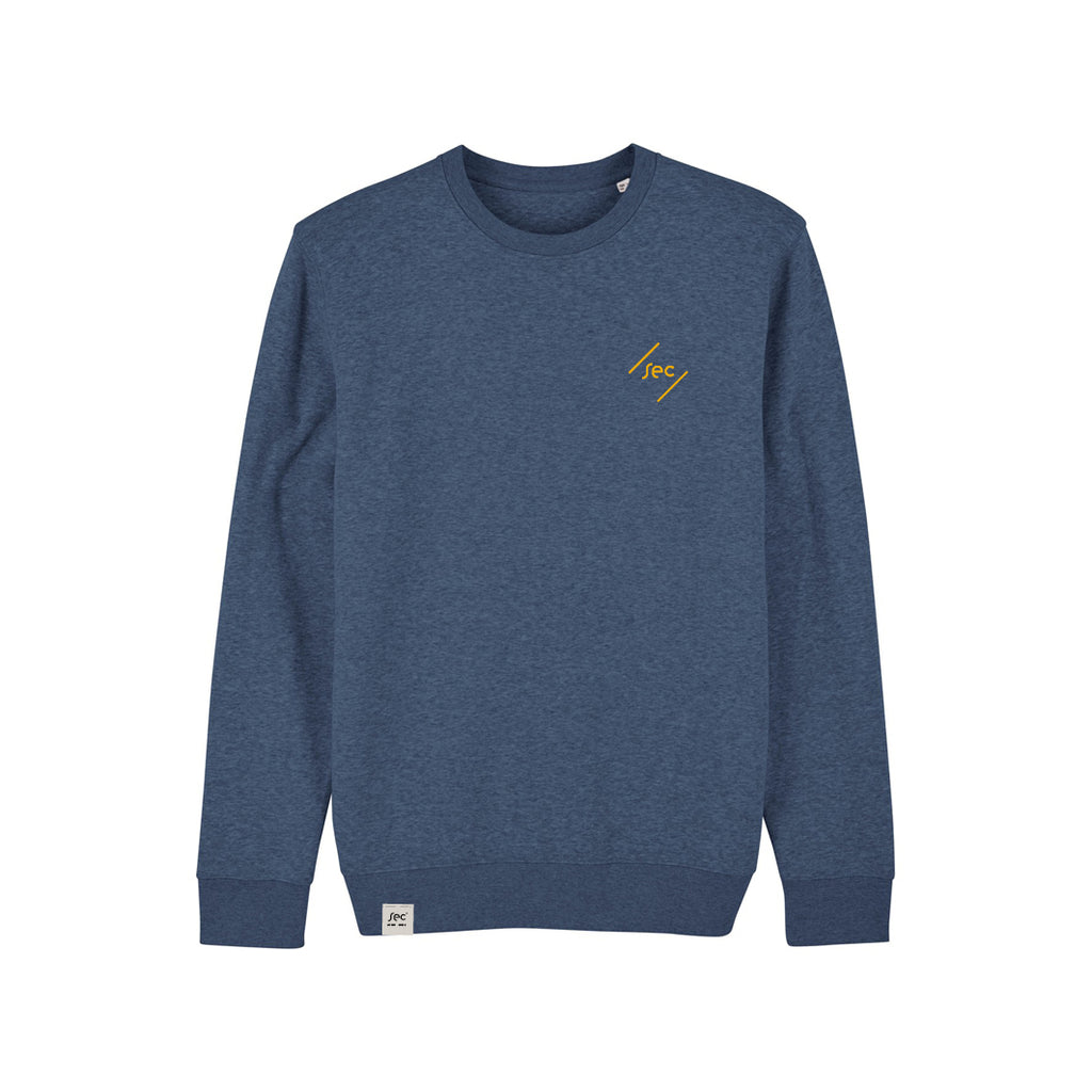 First Point Sweater Blue