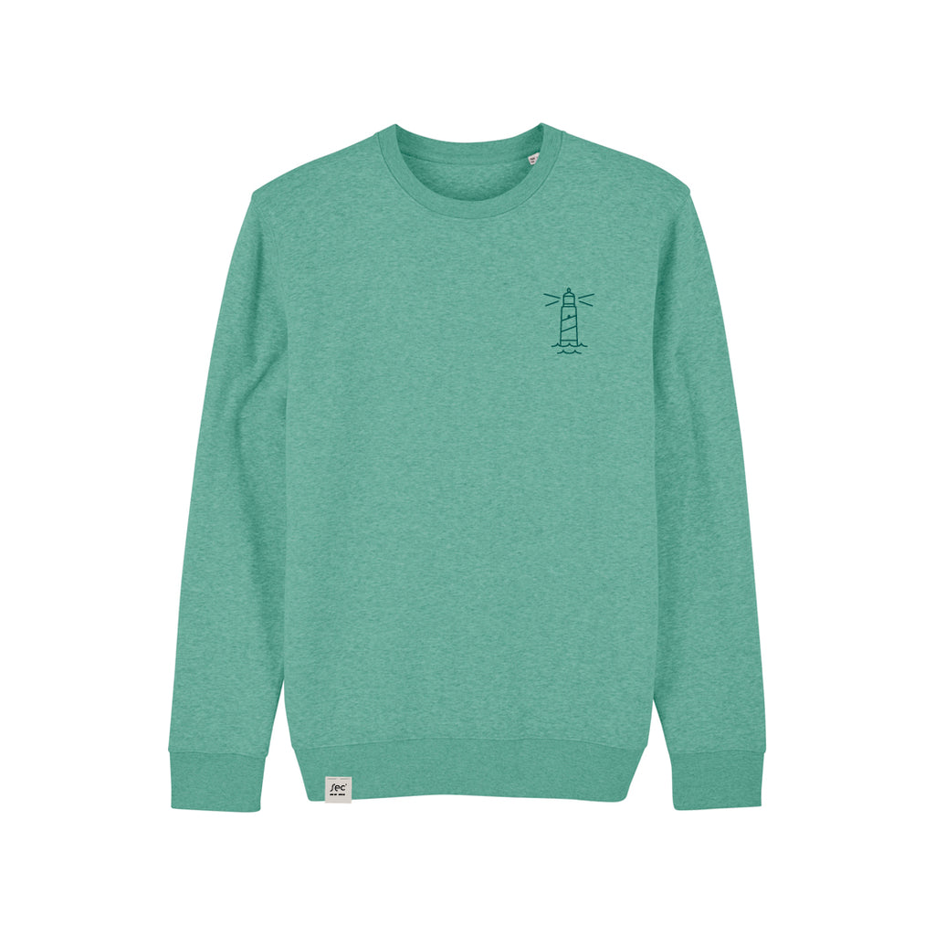 Mundaka sweater Light Green