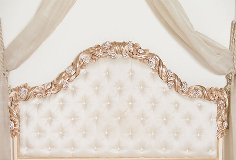 Headboard Curtain Room Decor Session Backdrops