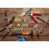 Happy Father's Day Backdrop Custom Photography Background