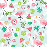 Colorful Cartoon Designs Backdrop for Baby Show Party Photography Background