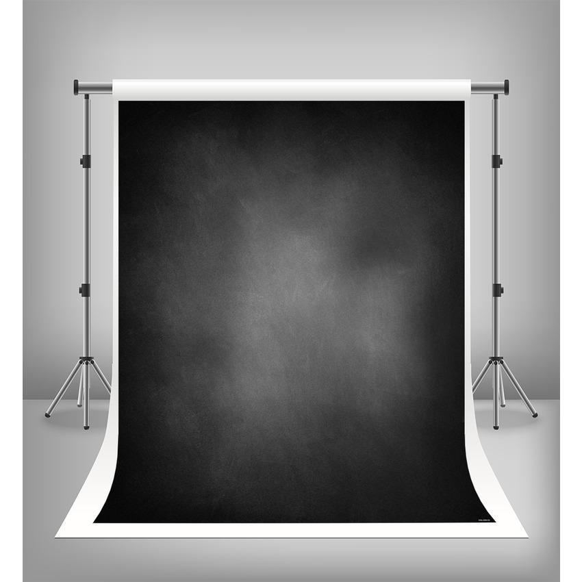 Star Backdrop Abstract Icy Dark Color With Lighter Center Spot Photography Backdrop