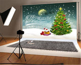 Merry Christmas Backdrop Happy New Year Background