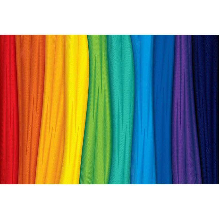 Colorful Curtain Backdrop Photography Backdrounds