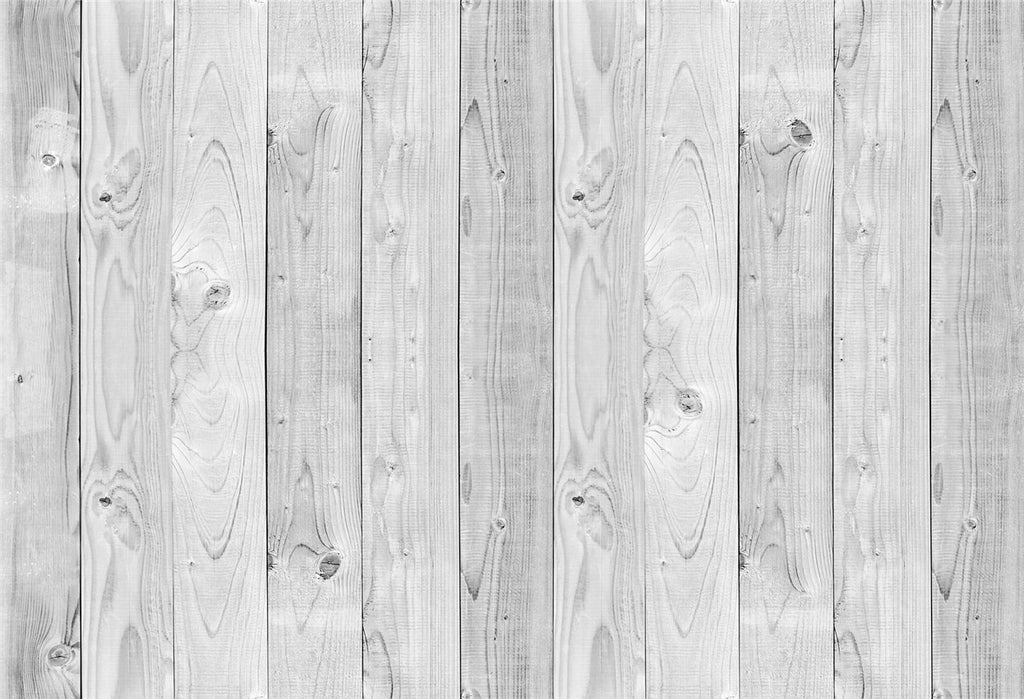 Grey Wood Wall Photography Backdrops for Picture