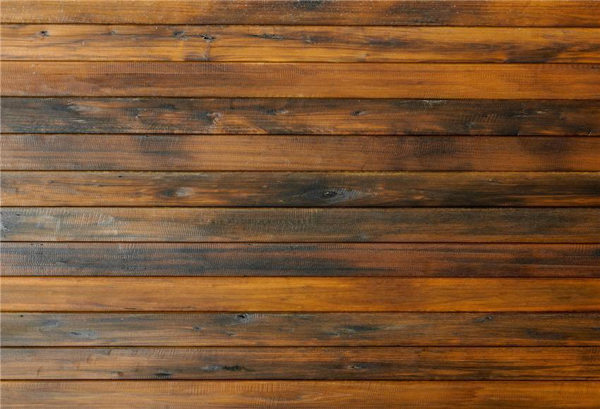 Saddlebrown Wood Photography Prop Backdrop for Picture