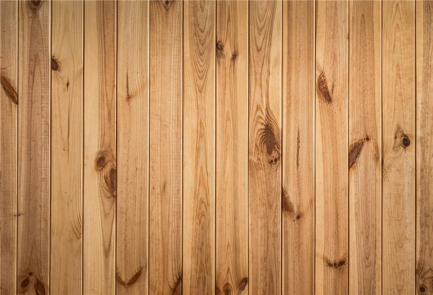 Retro Wood Grain Baby Show Decor Backdrop for Photo Studio