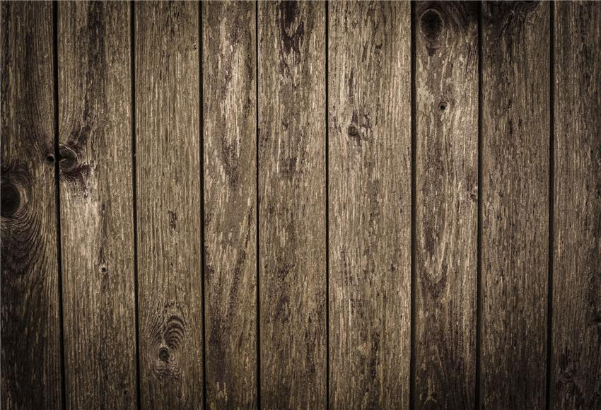Dark Color Wooden Texture Photography Backdrop Prop