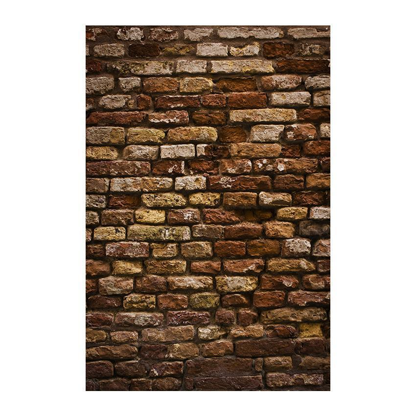 Grunge and Old Brick Wall Backdrop For Photography Background