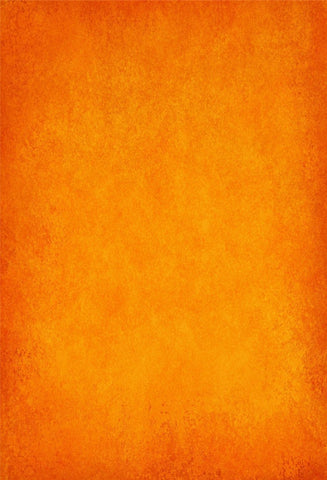Orange Solid Photography Fabric Abstract Backdrop for Photo Shooting
