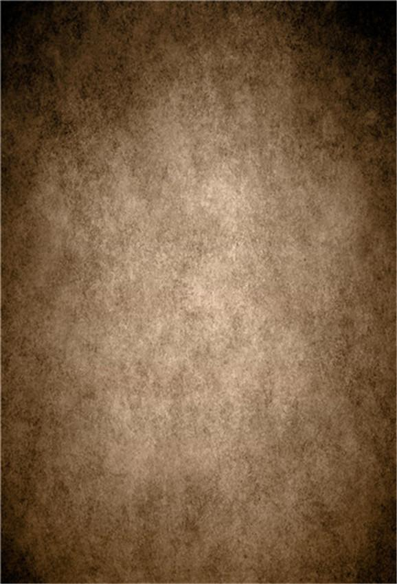 Texture Brown Portrait Abstract Backdrop with Pole Pocket
