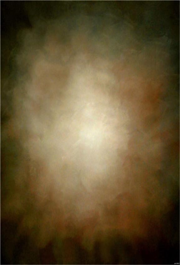 Dark and Light Brown Abstract Portrait Backdrop for Studio