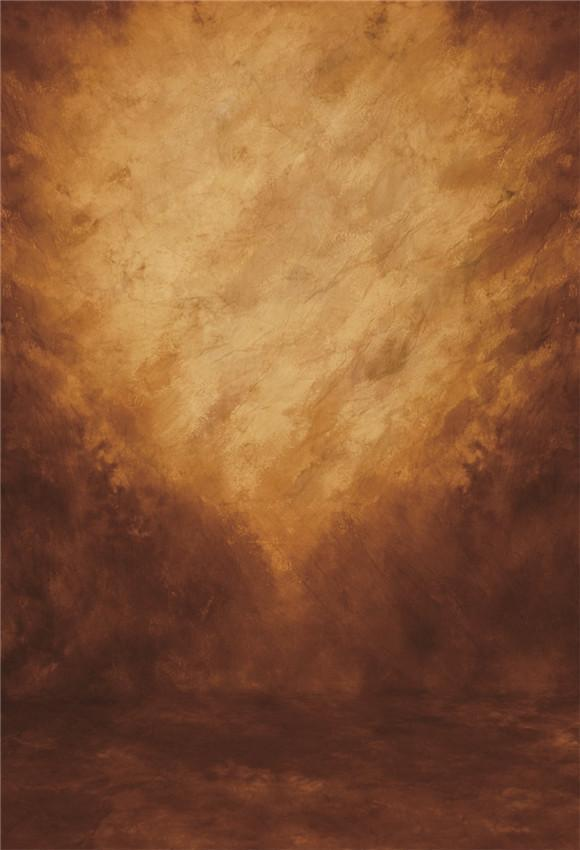 Brown Gradient Abstract Texture Photo Studio Backdrop for Picture