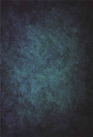 Blue Texture Abstract Photo Studio Backdrop for Portrait