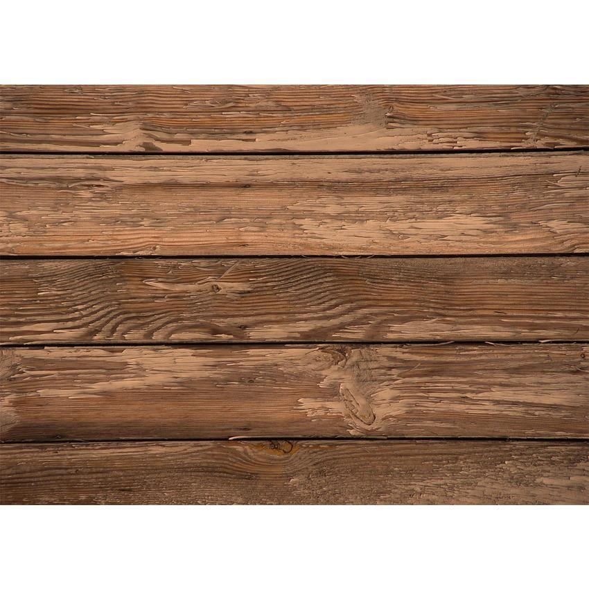 Brown Wood Floor Texture Backdrop for  Photo Booth